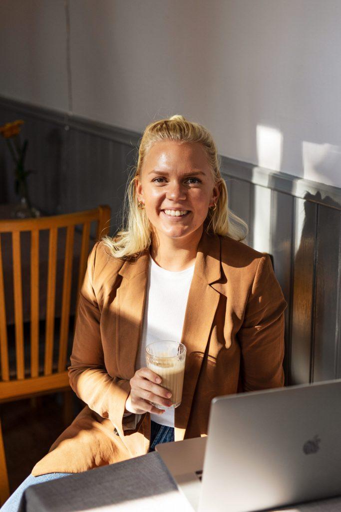 Gabriella Berg, ägare Contently AB